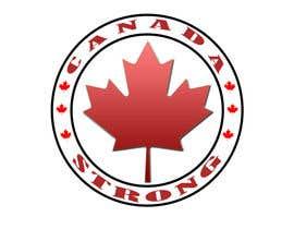 Nro 102 kilpailuun Canadian Logo Design käyttäjältä abeerhossin