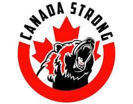 Nro 113 kilpailuun Canadian Logo Design käyttäjältä ozz66