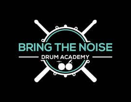 #140 для Logo design for a Drum Academy - **EASY BRIEF** от MSHdesign01