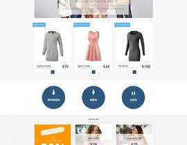 #43 para I need a mockup of a wordpress/WooCommerce site por jahangir505