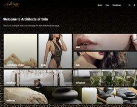 nº 7 pour Luxury branded WordPress theme par donatandelic