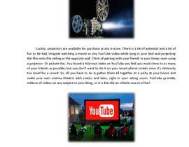 "#3 cho Write an article titled ""How To Play YouTube Video On A Projector"" bởi orangeloot"