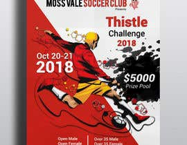 #23 для Digital and Printed Promotional Flyer - Thistle Challenge 2018 от smileless33