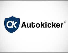 #62 untuk Finalise a logo for autokicker. oleh OviRaj35