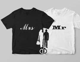 #49 for Trendy & Catchy Tshirt Screen Printing Design For Couple by sayedomran1996