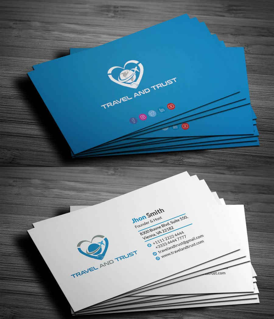 Contest Entry 38 For Tri Fold Business Card One Page Slick