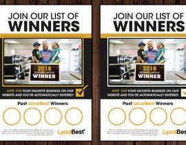 #108 for Design a Brochure Showcasing Contest Winners by ssandaruwan84