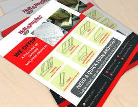 #119 cho Design a flyer top hand to clients bởi jhonikram