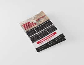 #30 cho Design a flyer top hand to clients bởi AadiNation