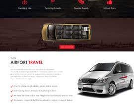 Nro 31 kilpailuun DESIGN ME A WEBSITE AND FACEBOOK PAGE FOR AIRPORT TRANSFER MINIBUS käyttäjältä saidesigner87