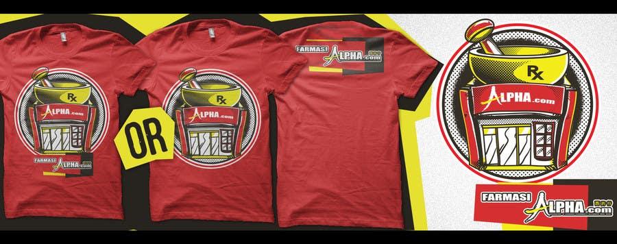 Proposition n°37 du concours T-shirt Design for Farmasi Alpha.com