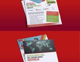 nº 5 pour 1Fuel Printable Brochure par sandeepstudio