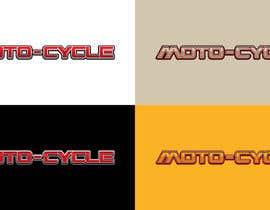 nº 88 pour Logo Design For Moto Cycle par tirkey27