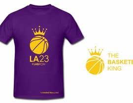 nº 42 pour Lakers Fan Shirt par Oamac