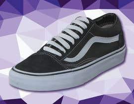 #94 untuk Design an clean, inspiring Facebook shoe ad Background image oleh nadialuisemk