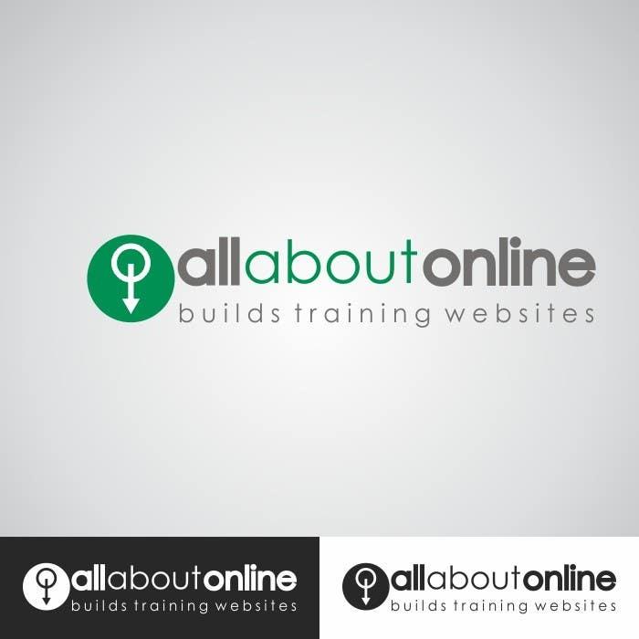 Konkurrenceindlæg #                                        96                                      for                                         Logo Design for All about Online