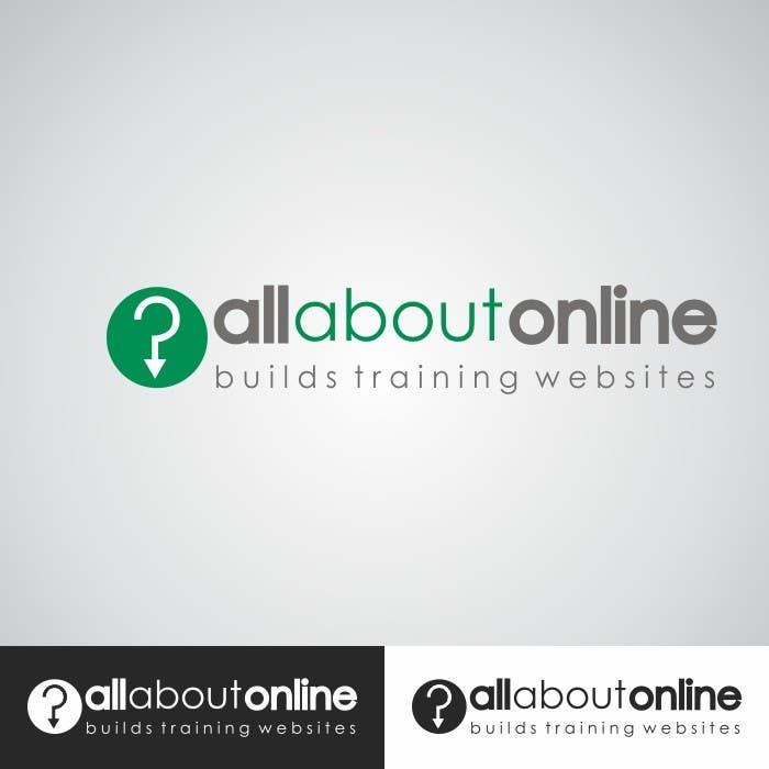 Konkurrenceindlæg #                                        98                                      for                                         Logo Design for All about Online