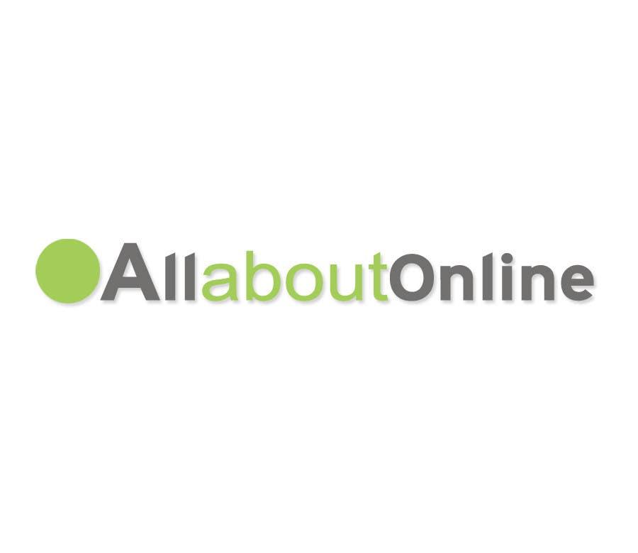Konkurrenceindlæg #                                        69                                      for                                         Logo Design for All about Online