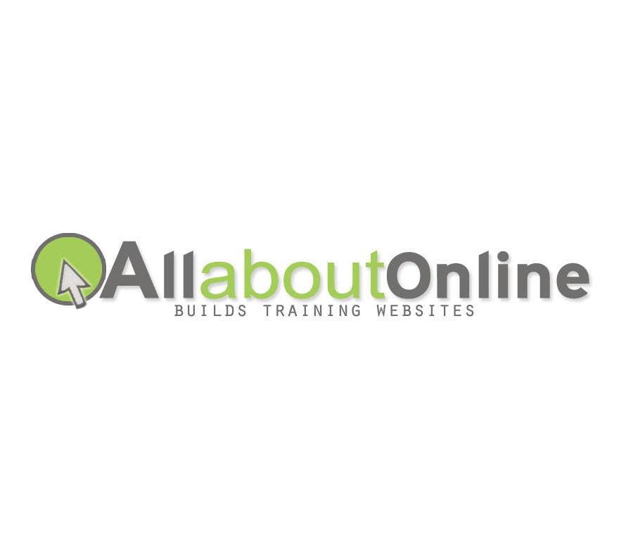 Konkurrenceindlæg #                                        72                                      for                                         Logo Design for All about Online