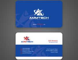 Nro 373 kilpailuun I need a business card designed käyttäjältä AklimaAktar