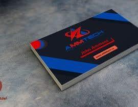 Nro 384 kilpailuun I need a business card designed käyttäjältä MoAdelgraphic