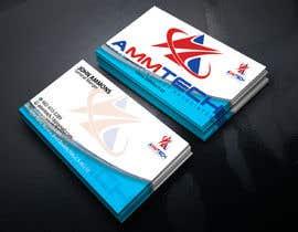 Nro 383 kilpailuun I need a business card designed käyttäjältä Mozammelhossein