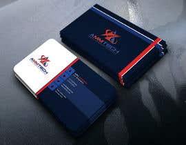 Nro 376 kilpailuun I need a business card designed käyttäjältä zhasan6681