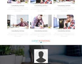 Nro 25 kilpailuun Build me a website käyttäjältä akterfr