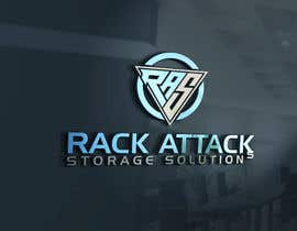 #103 for Rack attack Storage Solutions logo Design project af graphicExhibitio
