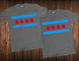 #35 for Chicago flag/Beaver Island shirt by Alexander7117