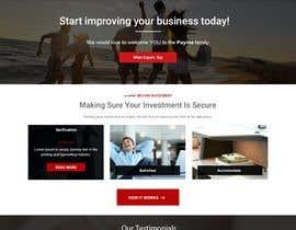 ravinderss2014 tarafından Design a Website Mockup için no 39