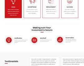willyarisky tarafından Design a Website Mockup için no 27