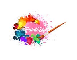 #156 for PAINTnSIP | DESIGN A LOGO by IHRakib