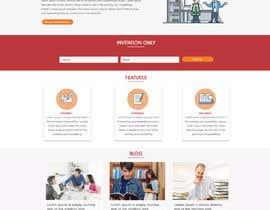 #20 untuk WordPress Landing and Blog Header Design oleh vedanthemu