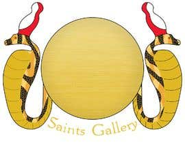 nº 14 pour graphic design's for brand called SAINTS gallery par DrRappy