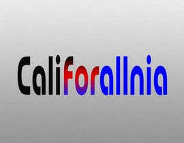#75 for CaliforAllnia(tm) Logo designs needed by naashik