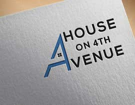 nº 74 pour House on 4th avenue Logo par nurulafsar198829