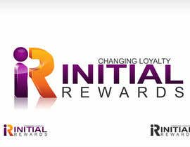nº 345 pour Logo Design for Initial Rewards par ulogo