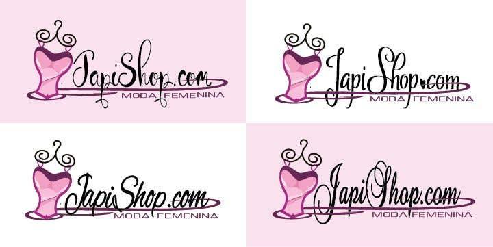 Participación en el concurso Nro.43 para Diseñar un logotipo para tienda online de Moda Femenina
