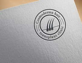 #29 for Design a logo for hair transplant clinic af AtikRasel