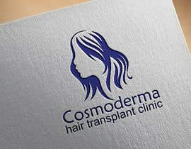 #109 for Design a logo for hair transplant clinic af miranhossain01