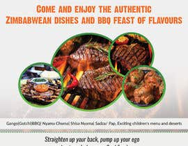 #143 for Catering Flyer by nazmulhasan18