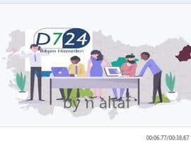 naziaaltaf tarafından we want animation that describes our services. için no 15