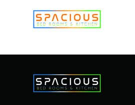 #20 for Spacious Bedrooms and Kitchen Logo by Mozammal190088