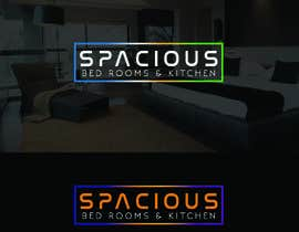 #21 for Spacious Bedrooms and Kitchen Logo by Mozammal190088