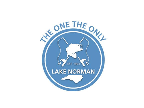 #107 for Graphic Design - Create a Cool Lake Logo by ColeHogan