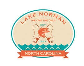 #186 para Graphic Design - Create a Cool Lake Logo por ColeHogan