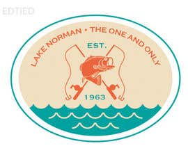 #150 cho Graphic Design - Create a Cool Lake Logo bởi ColeHogan