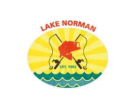 nº 109 pour Graphic Design - Create a Cool Lake Logo par ColeHogan
