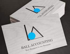 #11 for Design a Banner/logo for Ball Accounting af natzsui